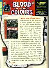 Rue Morgue #82 - Blood in Four Colours