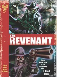 The Revenant cover art by Mateus Santolouco