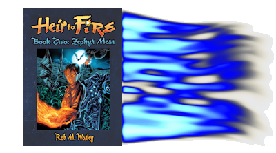 HEIR TO FIRE 2 is out!