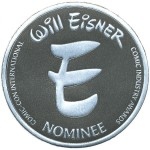 Eisner Nominee seal