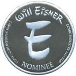 Eisner Nominee seal