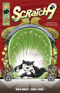 Scratch9 #1 - First Printing