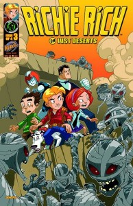 Richie Rich: Rich Rescue #3